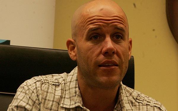 Gian Marco Zignago pidió donantes de sangre para el padre de Bettina Oneto