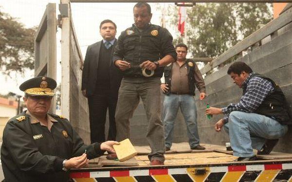 Incautan 250 kilos de cocaína en Pucusana: serían de narcos mexicanos