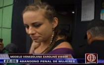 Modelo venezolana capturada con 'tío Charlie' salió en libertad - Noticias de carolina visser