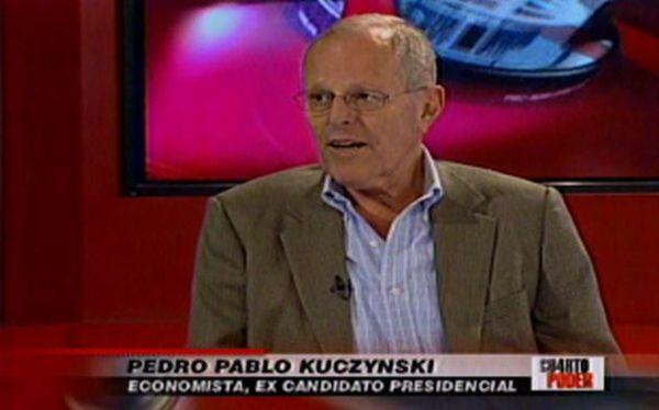 Para Kuczynski, un año es corto para exigirle resultados al Gobierno