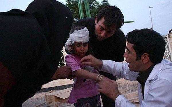 Terremotos en Irán dejaron 306 muertos y más de 3.000 heridos
