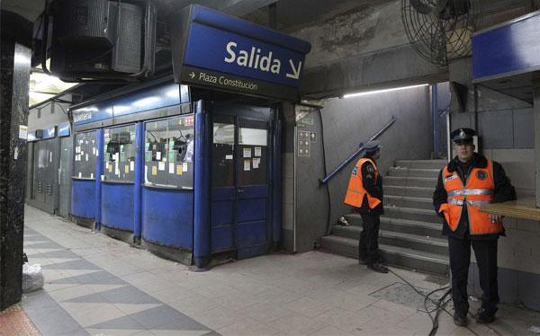 Argentina: sindicato del metro depuso huelga y hoy vuelve a laborar