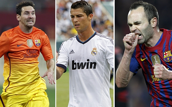FIFA anunciará mañana a los tres finalistas al Balón de Oro