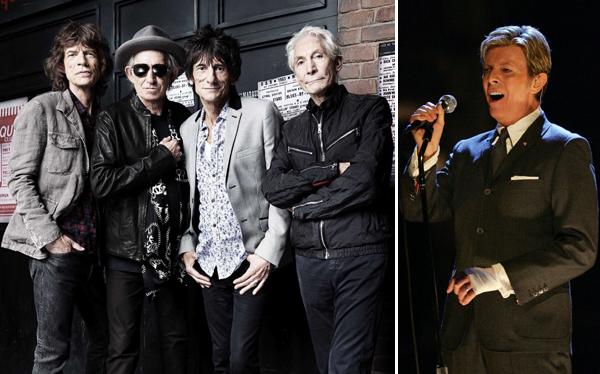 Desde los Rolling Stones hasta David Bowie, los artistas que rechazaron participar de clausura de los JJ.OO.