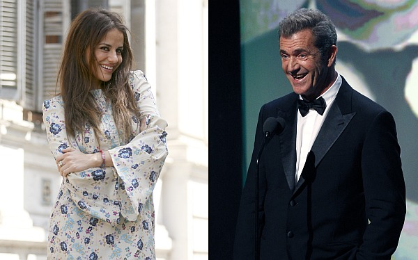 Mónica Hoyos compartió cena con Mel Gibson en Los Ángeles