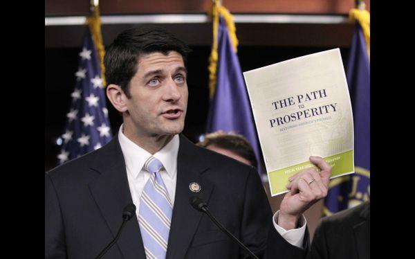 Paul Ryan, una historia de decisiones contra el medio ambiente
