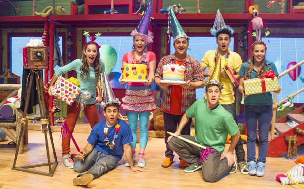 """Espectáculo """"La Casa de Disney Junior"""" se presentará en Lima"""