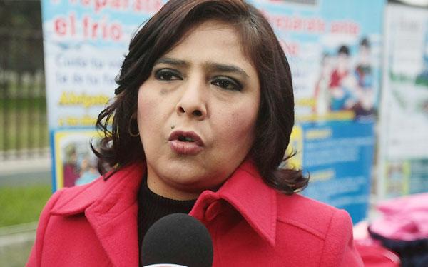 Ministra Jara defendió su actuación en rescate de niños del Vraem