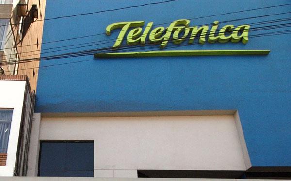 Si negociación con Telefónica no llega a buen puerto, el Gobierno hará licitación