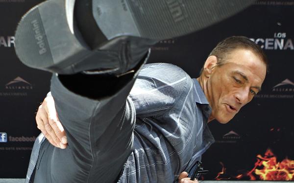 "Jean Claude Van Damme: ""Tuve mi gran oferta cinematográfica, pero la rechacé"""
