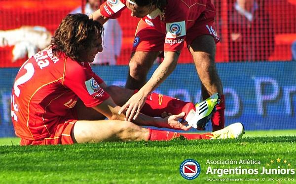 'Zlatan' Fernández recién podrá volver a jugar en el 2013, afirmó su médico