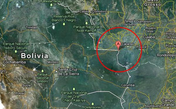 Pueblo boliviano quemó vivos a dos brasileños acusados de asesinos