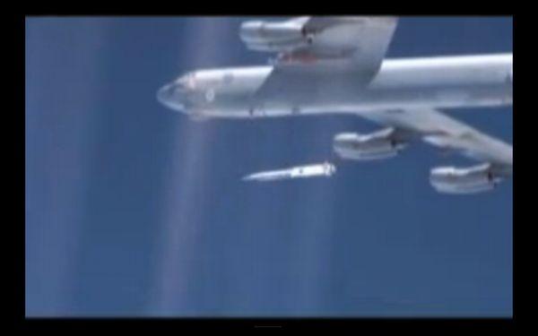 Fracasó la prueba con el avión supersónico Waverider