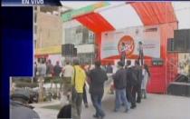 Pisco: pobladores expresaron molestia por evento de congresistas - Noticias de mayra rosales