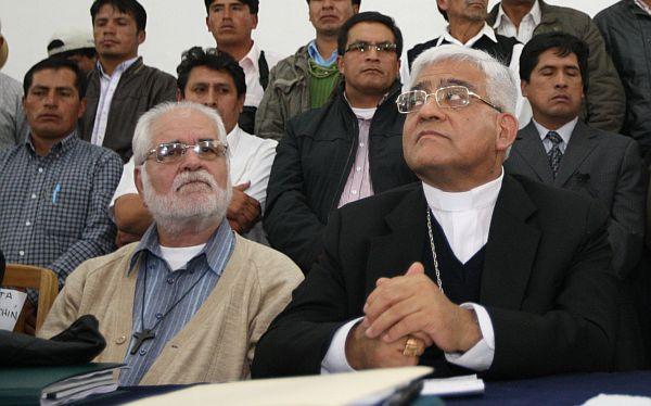 Cajamarca: Convocan reunión entre Ejecutivo, Yanacocha y gobierno regional