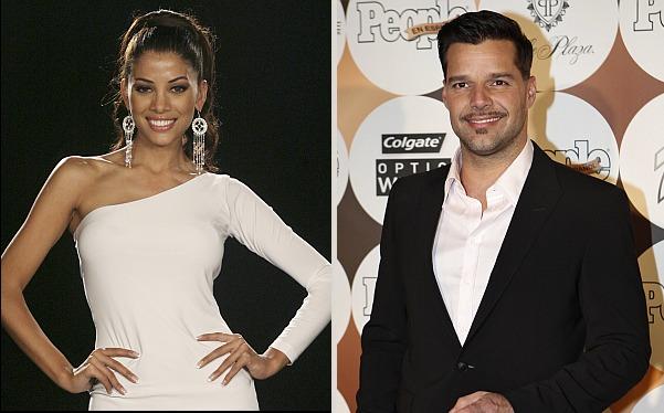 """Miss Perú Cindy Mejía: """"Estoy feliz de recibir un mensaje del churrísimo Ricky Martin"""""""