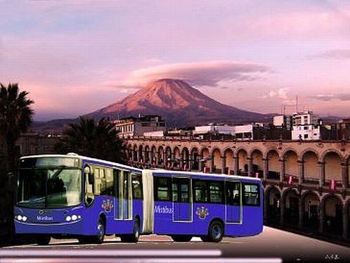 Mistibus en Arequipa: Gobierno destina S/.500 millones para vías y estaciones