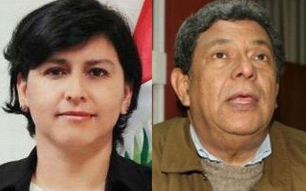 Nueva viceministra de Trabajo reemplazó en el cargo a ex dirigente de la CGTP