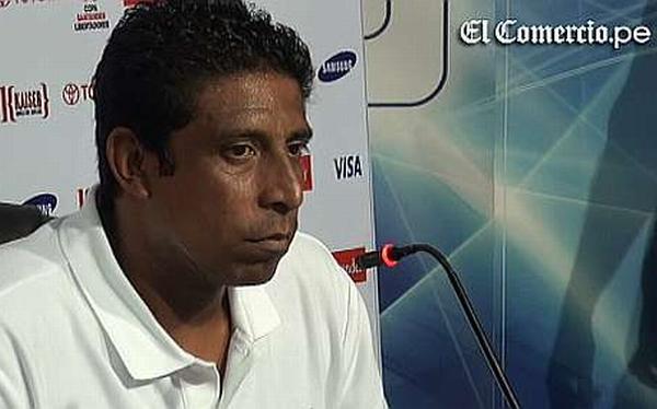 """José Soto: """"Buscaremos pelear un cupo a la Copa Sudamericana"""""""