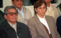 Abimael Guzmán se recupera de la infección urinaria en la Base Naval - Noticias de hospital naval del callao