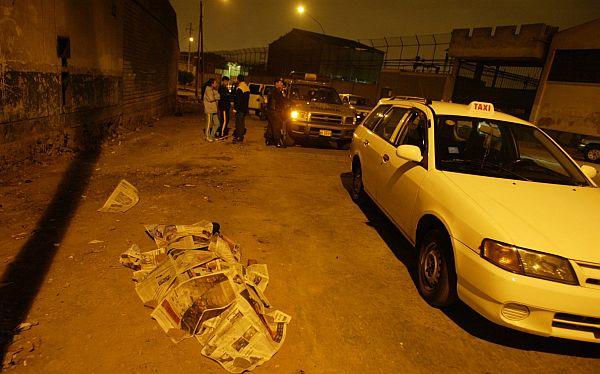 Suboficial PNP mató a su pareja por celos enfermizos, asegura la Policía