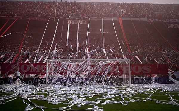 Argentina: incendiaron sede del club Independiente por perder ante Racing