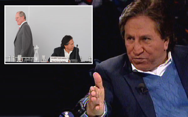 "Toledo asegura que Kuczynski lo ""traicionó"" e iba a ser primer ministro de Keiko Fujimori"