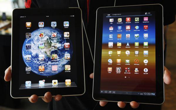 Apple y Samsung no llegaron a acuerdo: jurado tendrá la última palabra