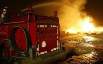 Chiclayo: bomberos recibieron 200 llamadas con falsas emergencias en Año Nuevo - Noticias de jhon segura montalvo