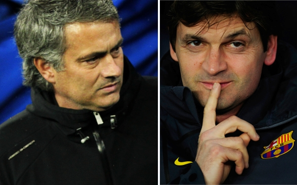 """Mourinho: """"Escojo perder la Supercopa (ante Barcelona) y ganar la Liga"""""""