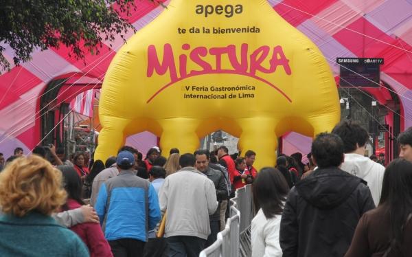 Mistura 2012: la fiesta gastronómica se inaugura hoy