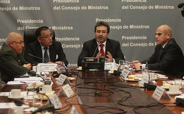 "Jiménez pidió a autoridades regionales no ""hundir en la miseria"" a Cajamarca"