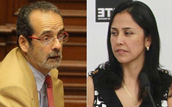 "Diez Canseco recomendó a Nadine Heredia ""usar sus propios recursos"""