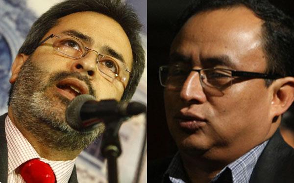 Primer ministro culpó a Santos por retroceso en Cajamarca
