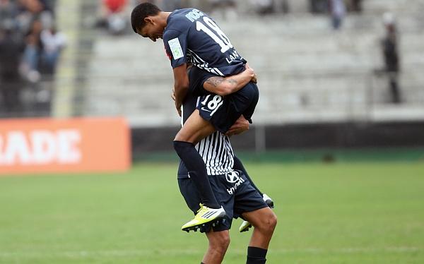 Alianza Lima no lograba un triunfo por 4-0 desde hace dos años