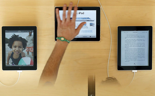 Apple presentará iPad mini y un nuevo iPhone en los próximos dos meses