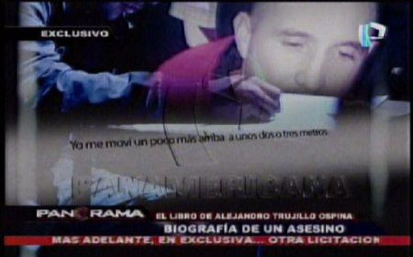 Sicario Alejandro Trujillo Ospina evalúa publicar su biografía