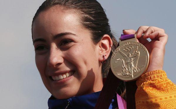 La fortaleza mental fue la clave del éxito de Mariana Pajón, la campeona olímpica de Colombia