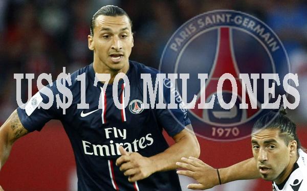 PSG gastó US$170 millones en refuerzos y le duele al Bayern Múnich