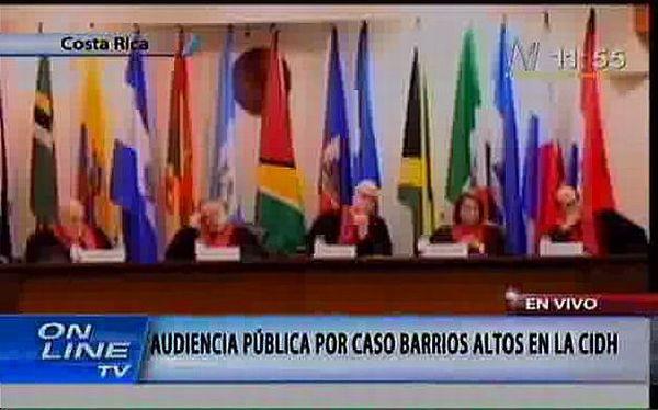 Estado y representantes de víctimas de Barrios Altos rechazaron fallo pro Colina ante Corte IDH