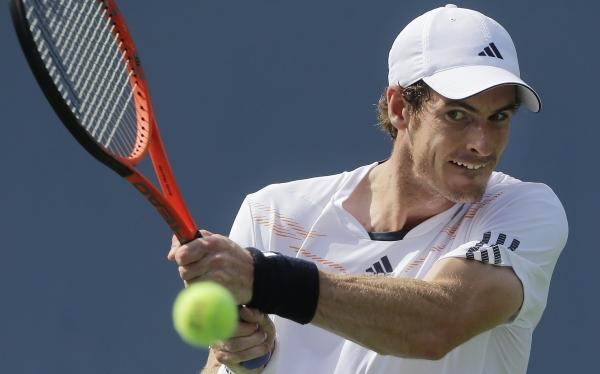 Andy Murray debutó con cómoda victoria en el US Open