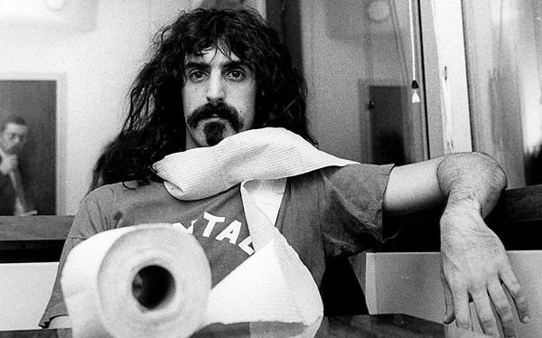 La vasta producción de Frank Zappa será reeditada por primera vez
