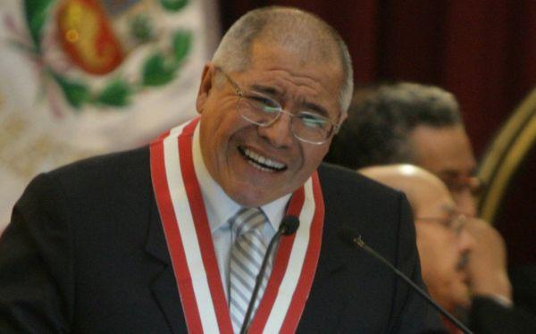 César San Martín pide salida de procurador tras polémica presentación ante Corte IDH