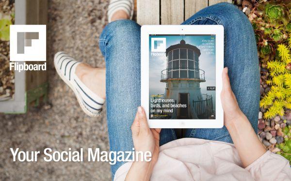Aplicación Flipboard llegó a los 20 millones de usuarios en solo dos años