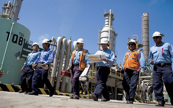 Contrato para mejorar refinería de Talara se define este mes