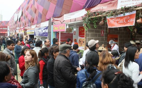 Encuesta: ¿cuánto dinero piensas gastar en Mistura 2012?