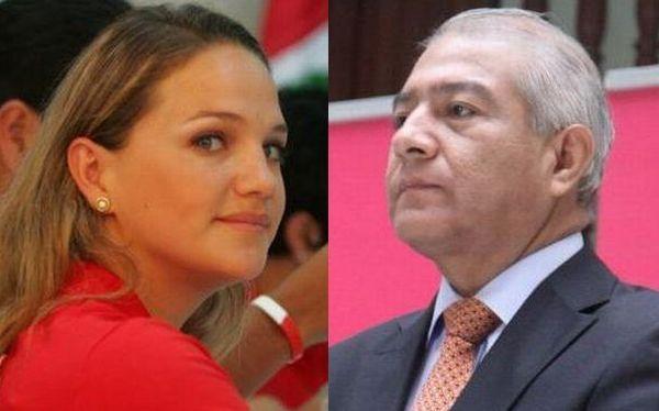 Luciana León propuso declarar héroes de la democracia a caídos en Vraem