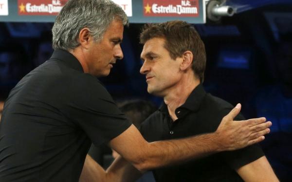 Mourinho logra récord, aleja los fantasmas, y devuelve buen gesto a Tito Vilanova