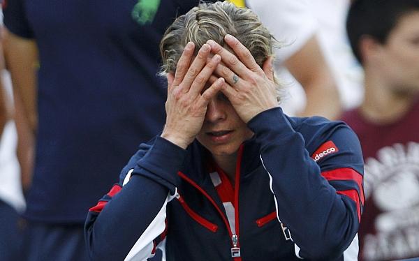 US Open: Clijsters cayó en segunda ronda y anunció su despedida del tenis