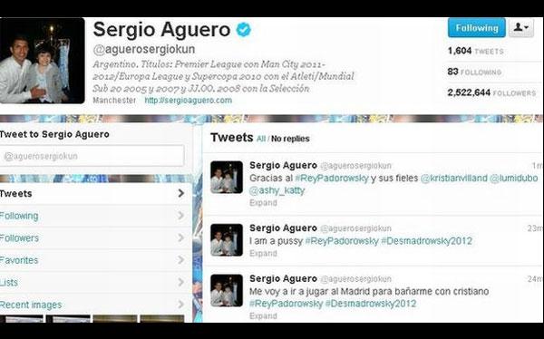 Cuentas de Twitter de futbolistas fueron hackeadas mientras se jugaba la Supercopa de España